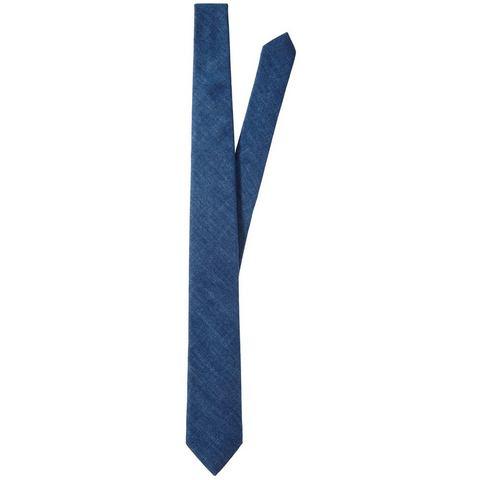 Pierre Cardin NU 15% KORTING: PIERRE CARDIN Stropdas in jeans-optiek