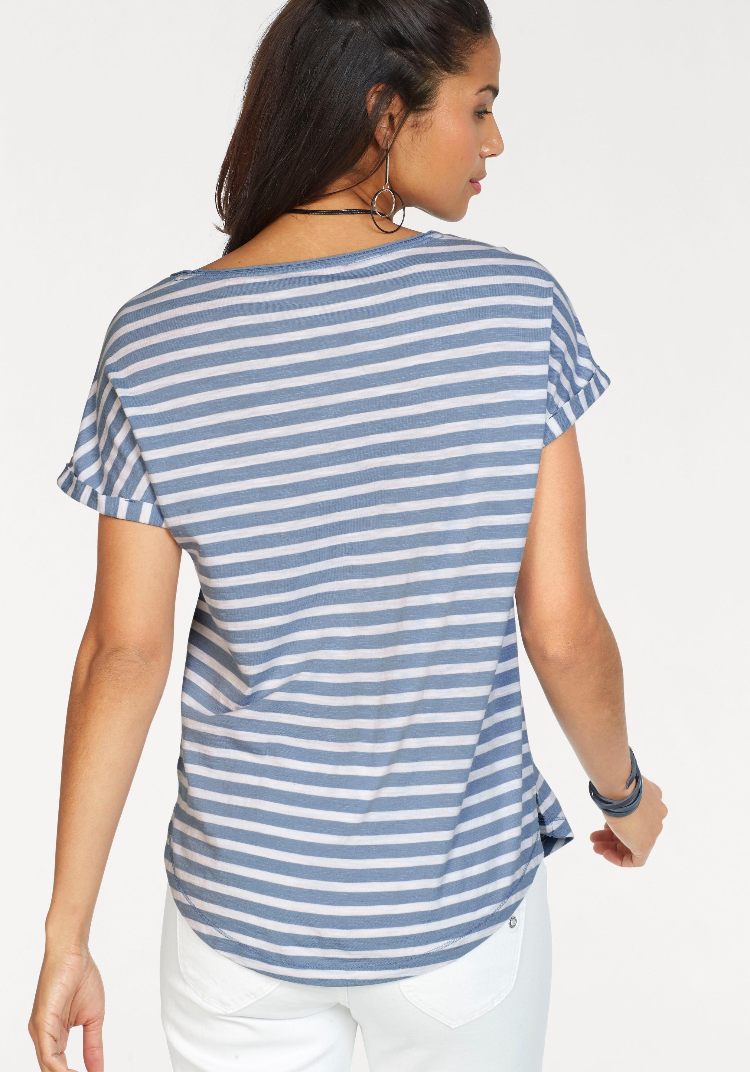 Label Online T shirt Bestellen oliver S Red vf67gyYmIb