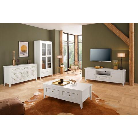 Home affaire tv-meubel Victoria, met 2 deuren, 1 lade en 1 open vak, breedte 160 cm
