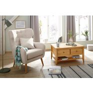 home affaire oorfauteuil »yamuna« grijs