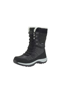 hi-tec outdoor-winterlaarzen »riva waterproof« zwart