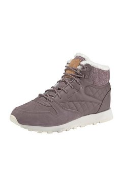reebok classic sneakers »classic leather arctic boot« paars