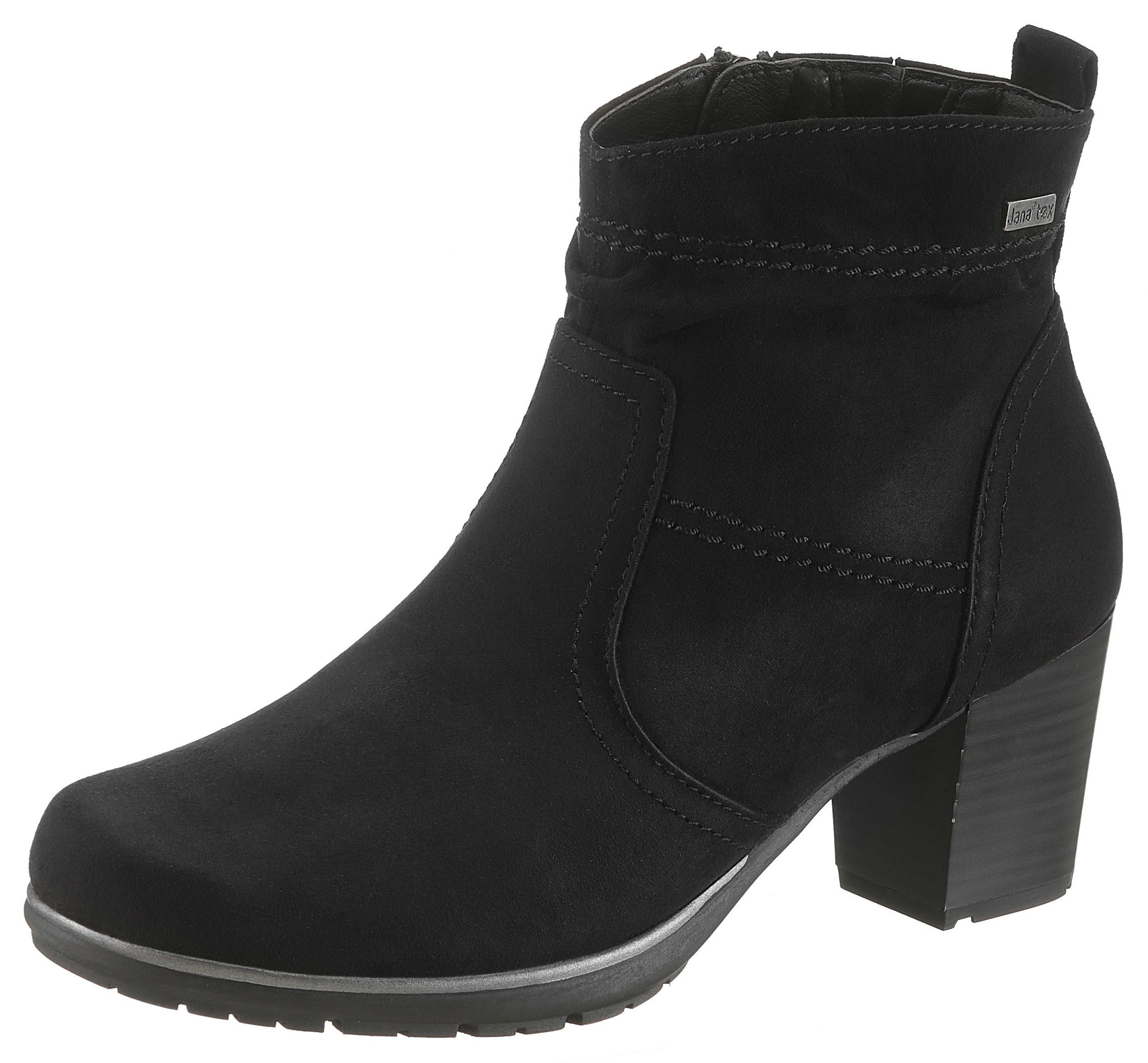 Jana Winterlaarsjes Futuro met jana-tex, in comfortabele schoenwijdte g voordelig en veilig online kopen