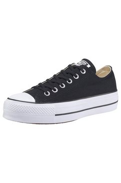 converse plateausneakers »chuck taylor all star lift ox« zwart