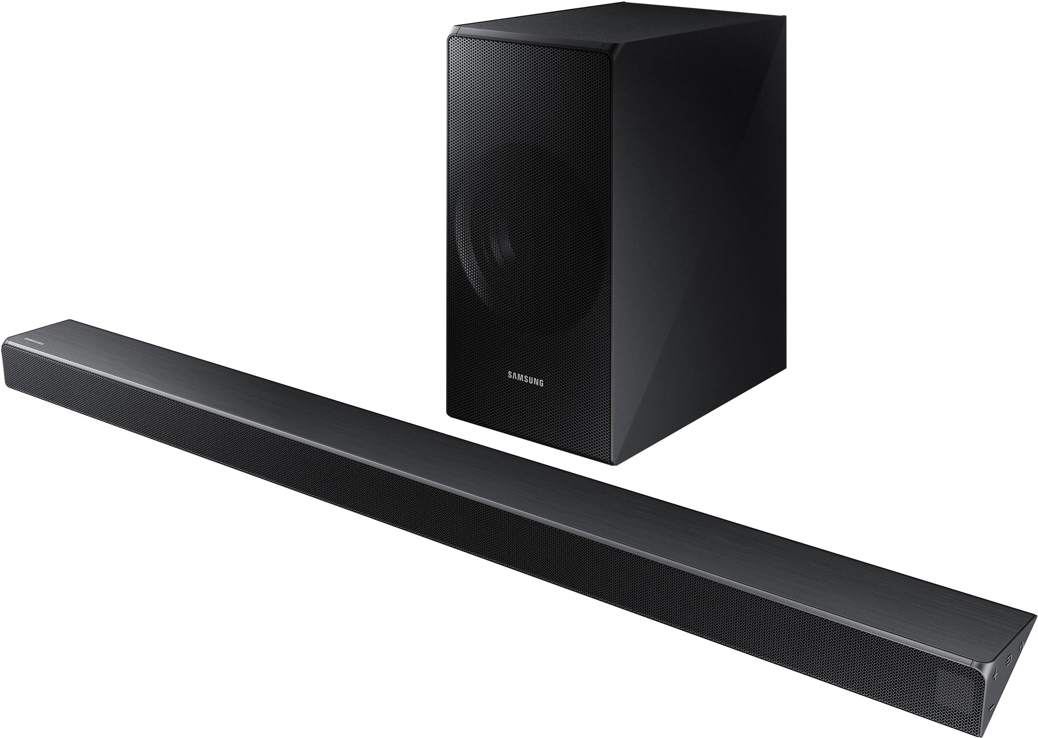 SAMSUNG »HW-N550/ZG« 3.1 Soundbar (bluetooth, 340 W) nu online kopen bij OTTO