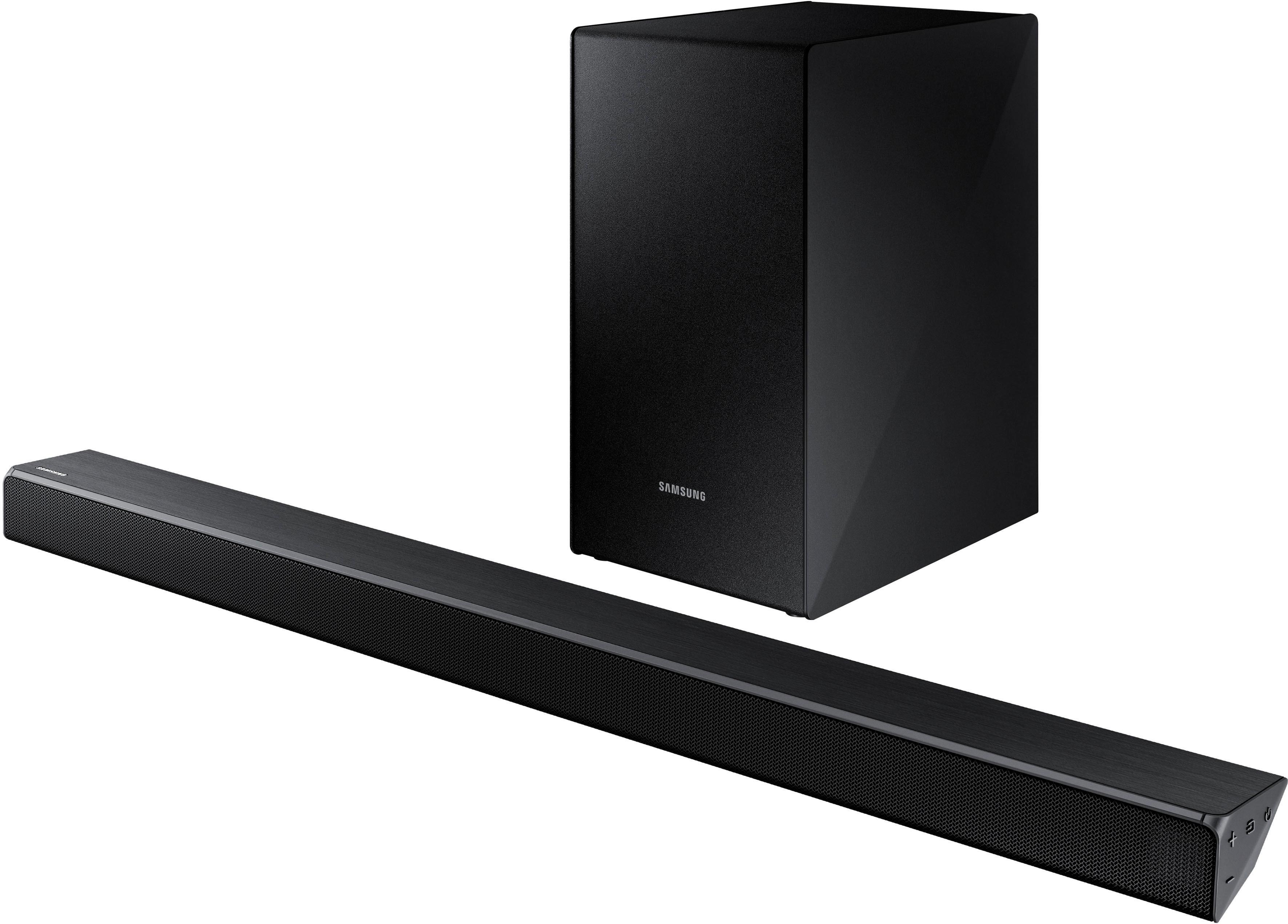 SAMSUNG »HW-N450/ZG« 2.1 Soundbar (bluetooth, 320 W) in de webshop van OTTO kopen