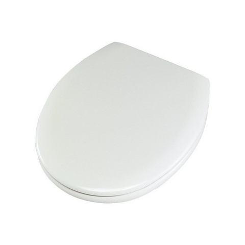 Badkameraccessoires Toiletzitting Ascoli 478489 bruin