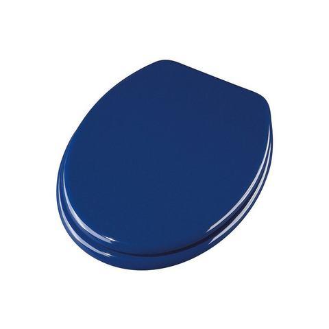 Badkameraccessoires Toiletzitting Ascoli 477661 blauw
