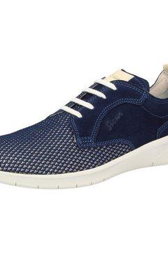 sioux sneaker »heimito-700-xl« blauw