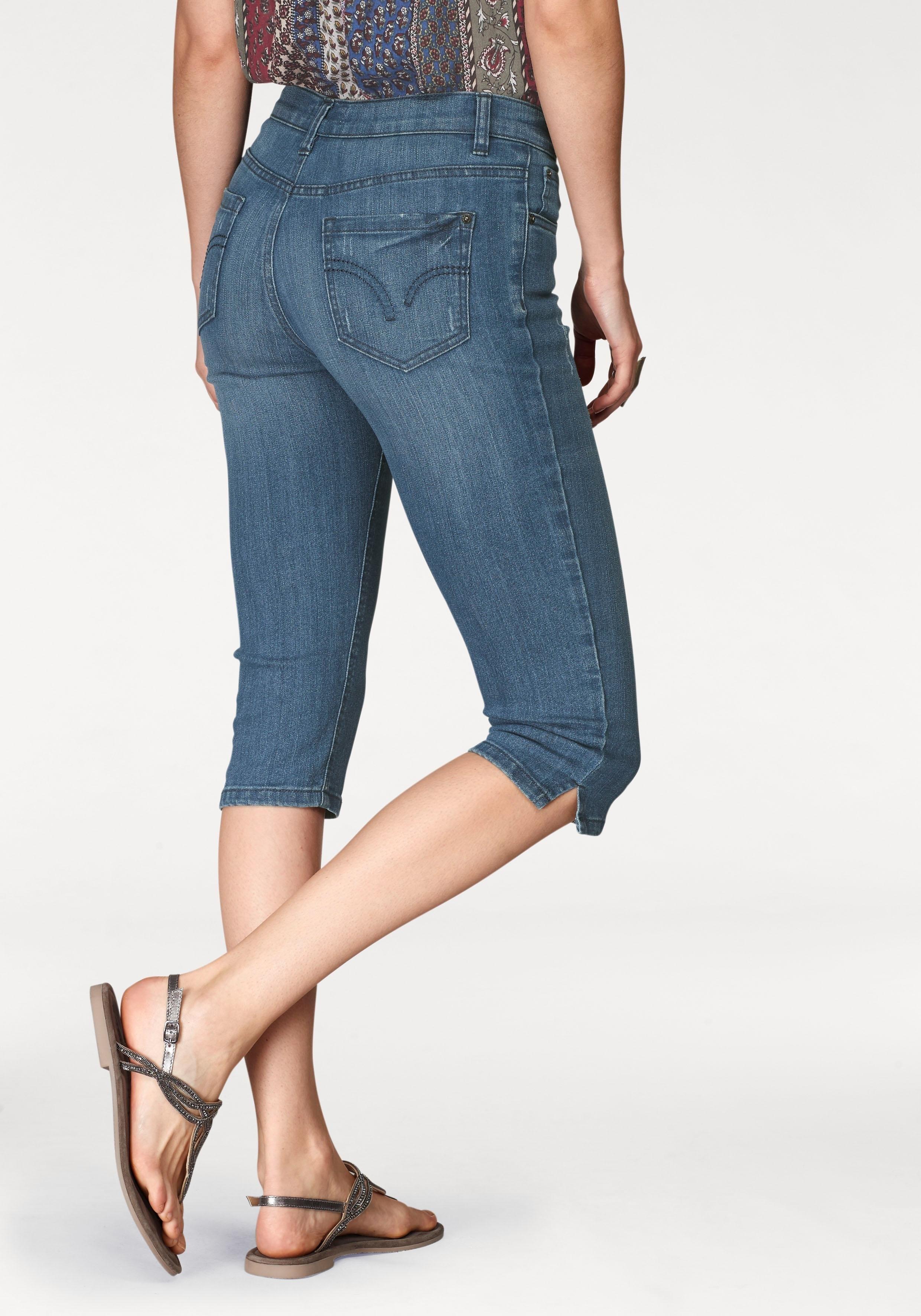 Aniston Casual Aniston capri jeans online kopen op otto.nl