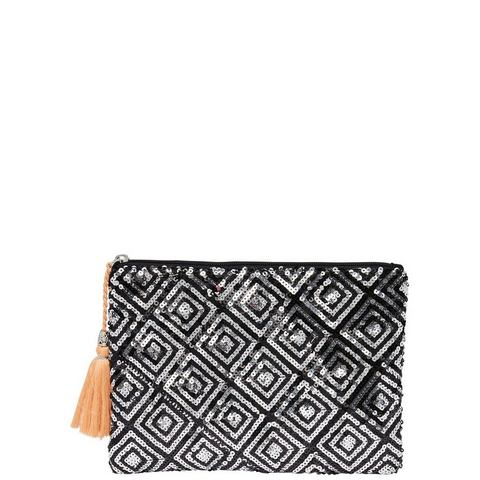 Only NU 15% KORTING: Only Pailletten Clutch