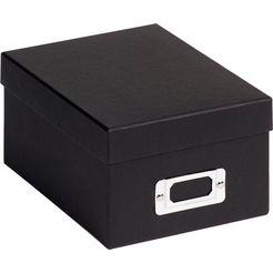 walther opbergbox zwart