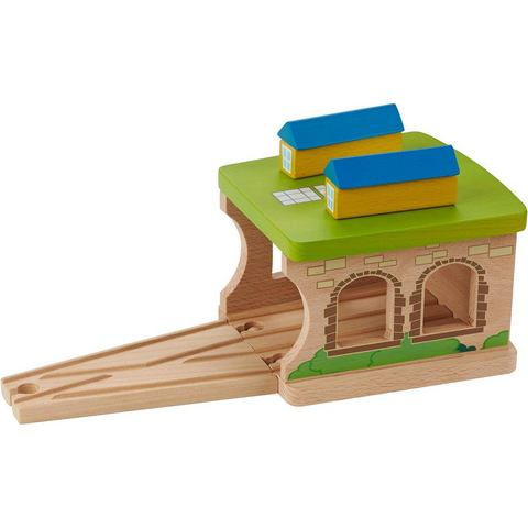 EverEarth® houten speelgoed, Treinschuur