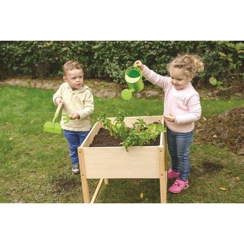 EverEarth® kinderspeeltafel van hout, Tuintafel