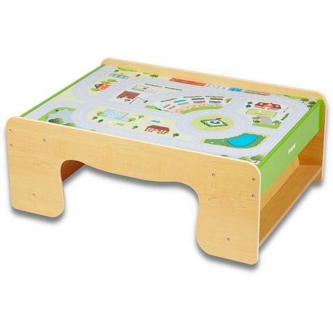 EverEarth® houten speelgoed, Spoorwegtafel