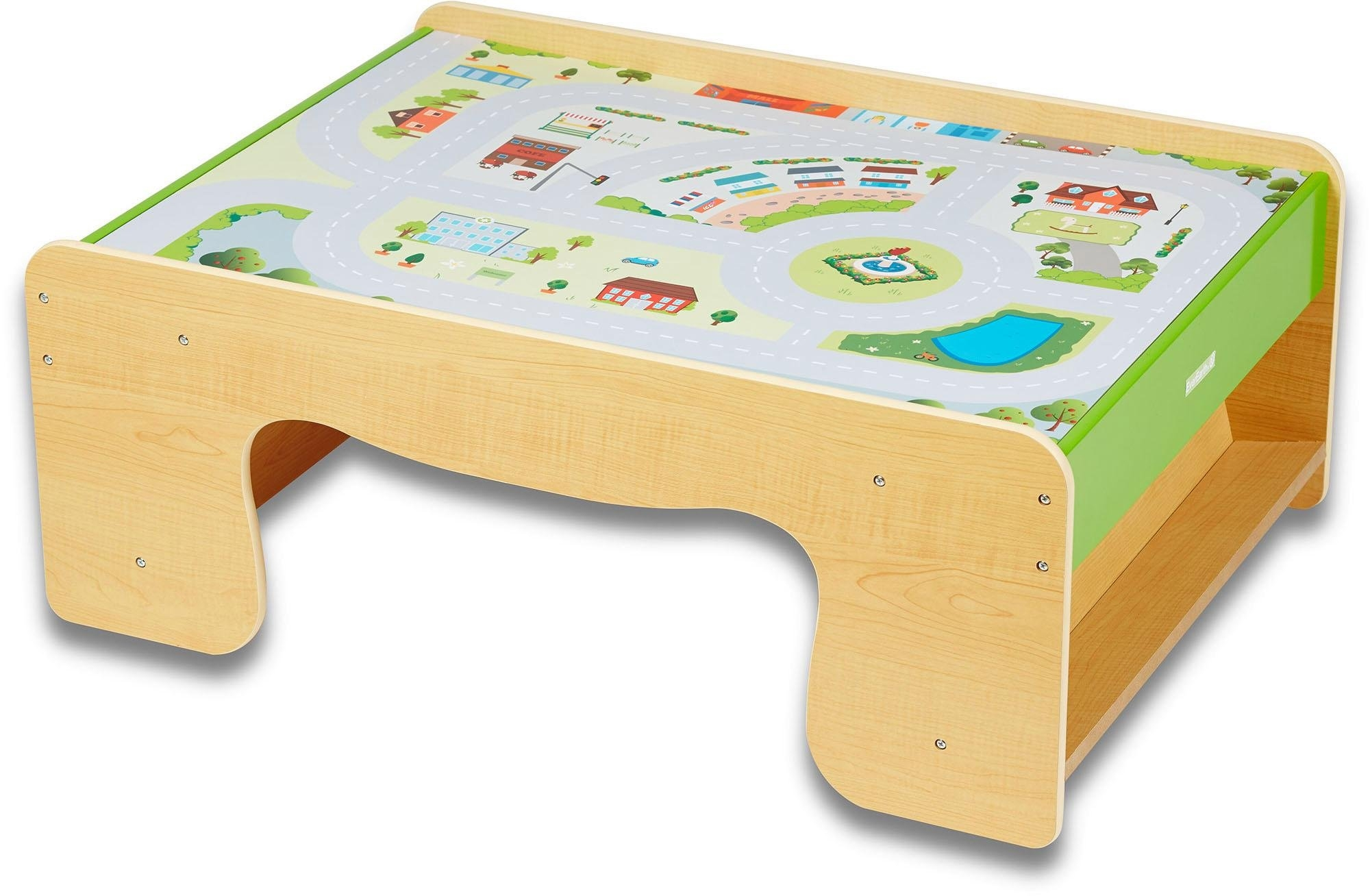 Everearth ® houten speelgoed, »Spoorwegtafel« bij OTTO online kopen