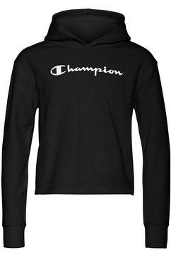 champion hoodie hooded sweatshirt zwart
