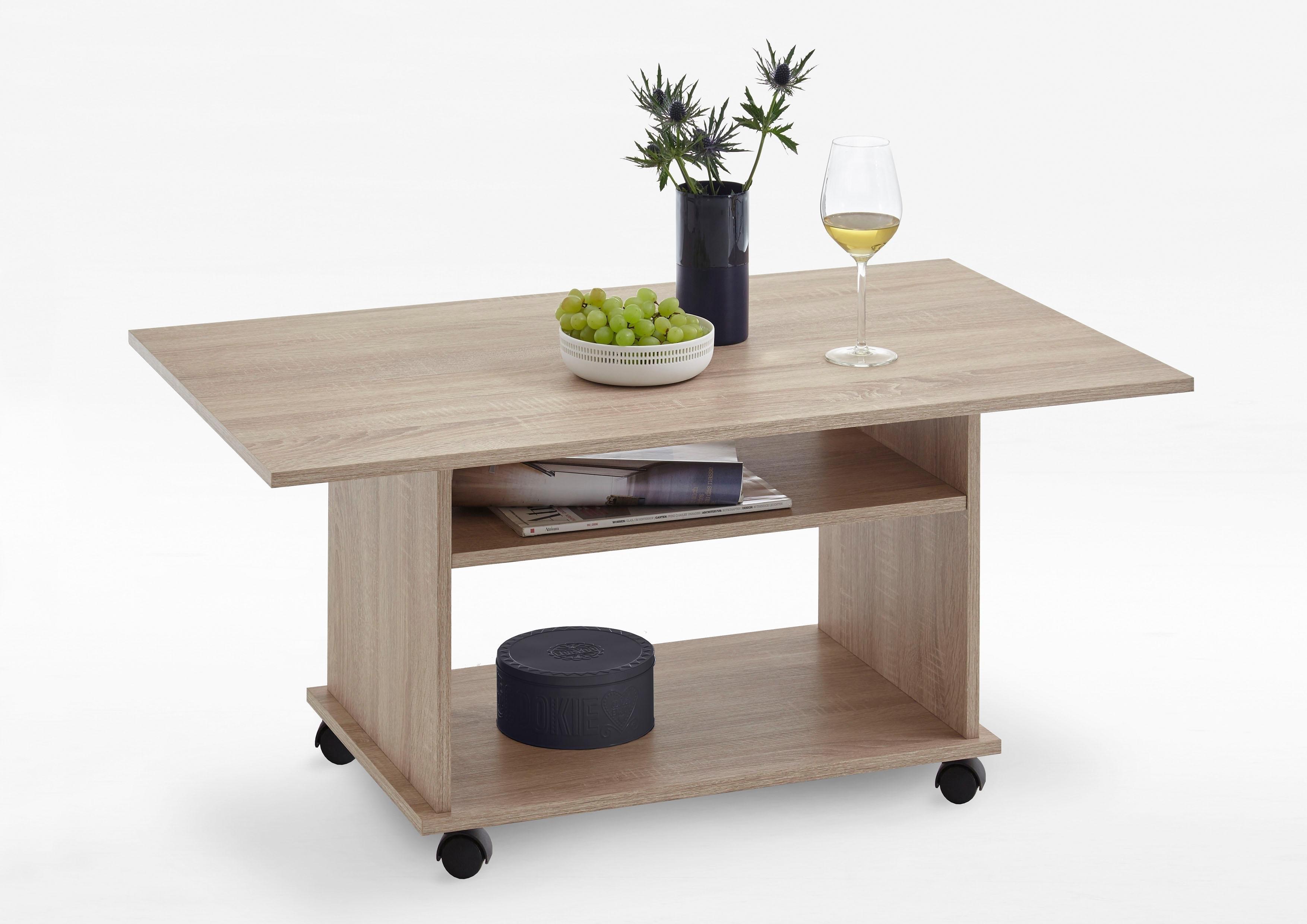 Op zoek naar een FMD salontafel op rollen? Koop online bij OTTO