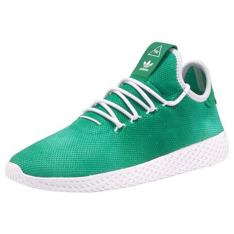 adidas originals-sneaker PW HU Holi Tennis H in groen