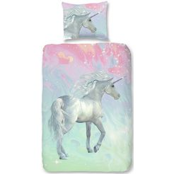 good morning kinderovertrekset »unicorn«, good morning multicolor