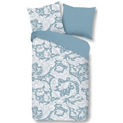 descanso tweezijdig te gebruiken overtrekset »birza«, descanso blauw