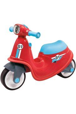 big loopfiets big classic scooter rood