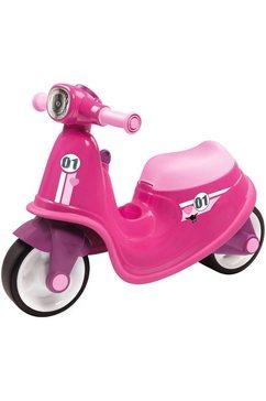 big loopfiets, »big classic scooter girlie« roze