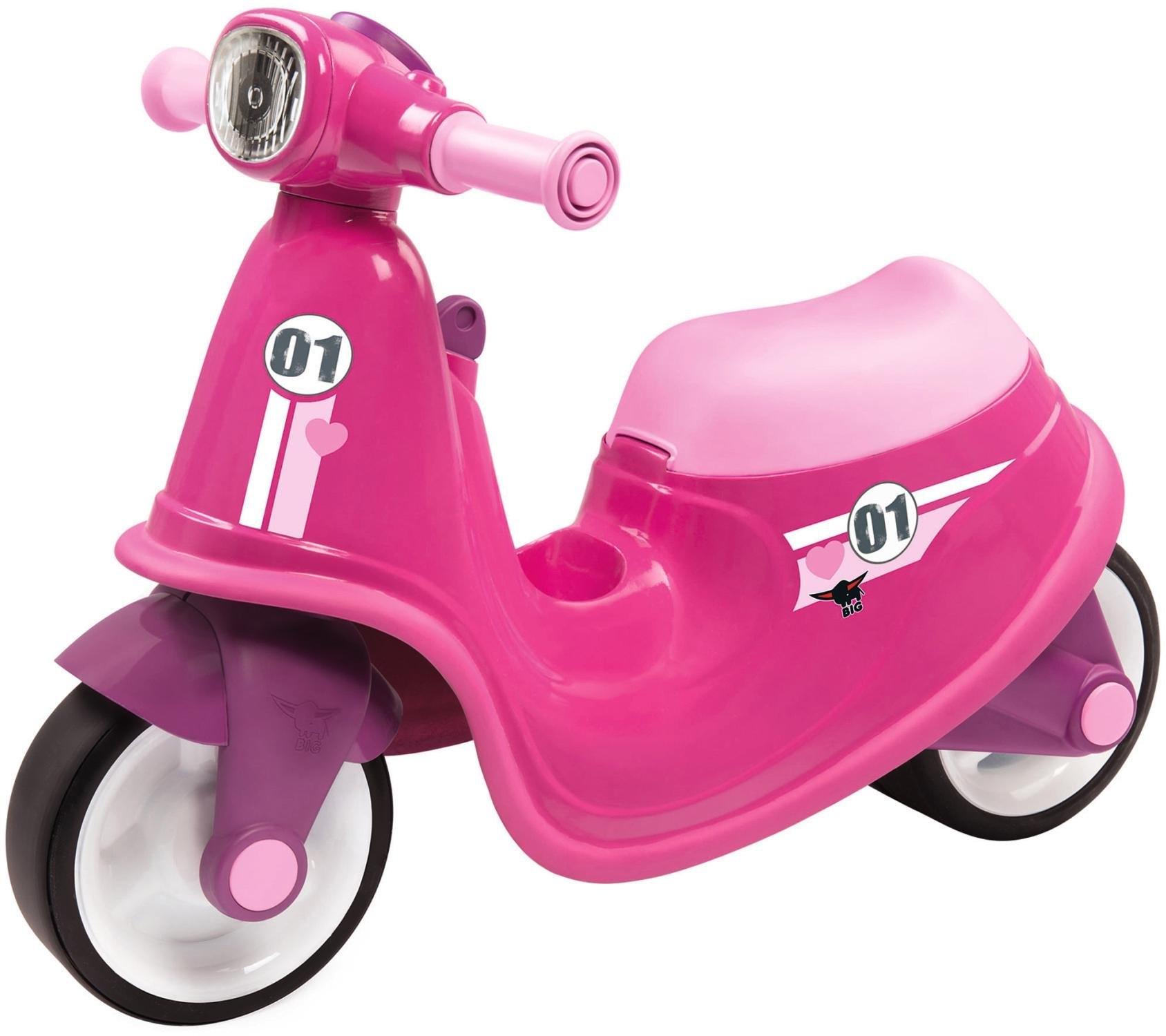 Big loopfiets, »BIG Classic Scooter Girlie« nu online bestellen