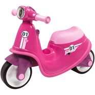 big loopfiets big classic scooter pink roze