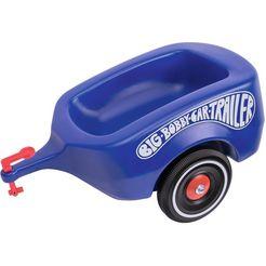 big aanhanger, »big bobby car trailer, royalblauw« blauw