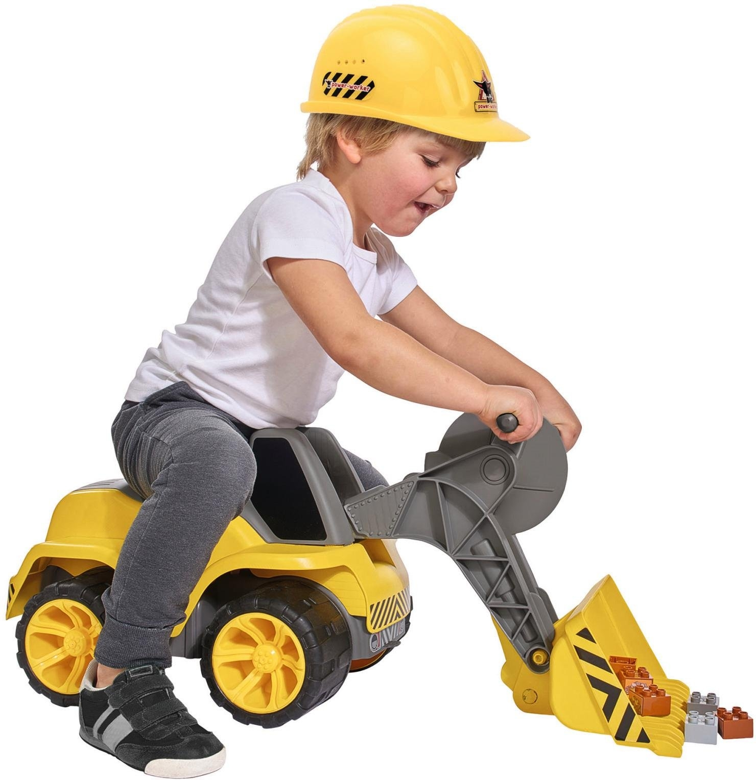 Big speelgoedauto, »BIG Power Worker Maxi Loader« bestellen: 14 dagen bedenktijd
