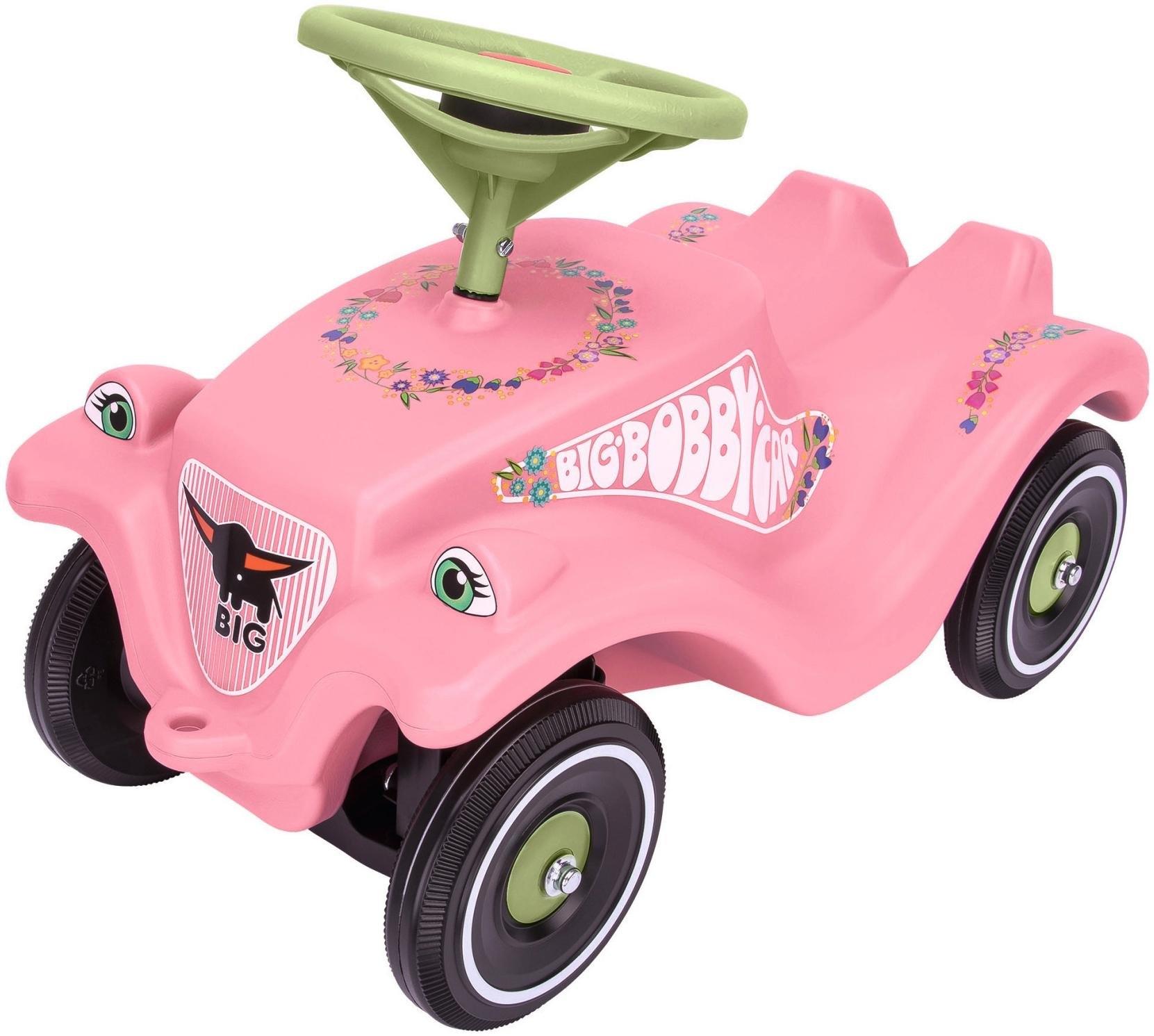 Big loopauto, »BIG Bobby Car Classic Flower« nu online kopen bij OTTO