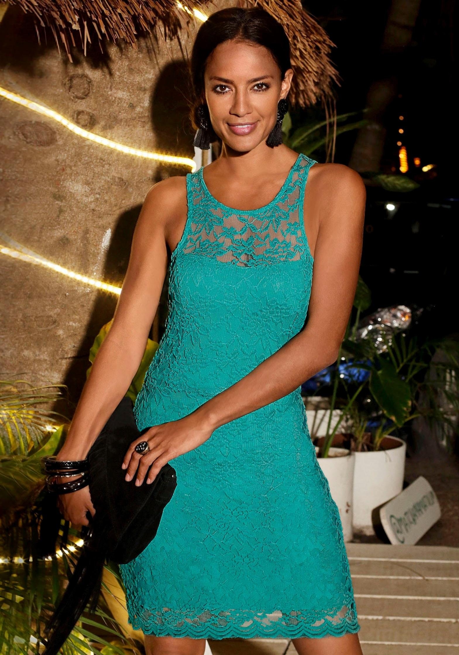 LASCANA kanten jurk bij OTTO online kopen