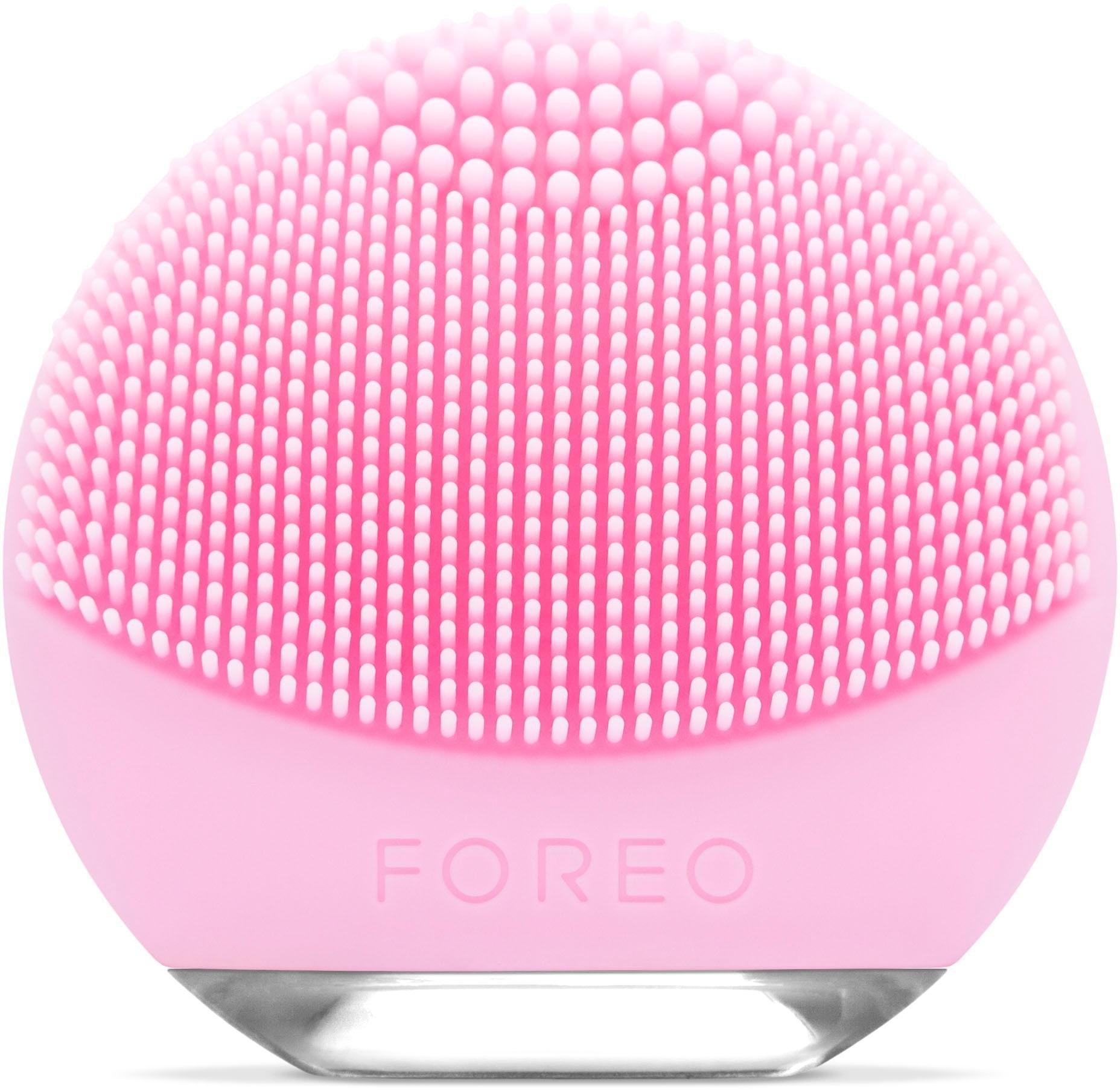 FOREO compacte gezichtsreinigingsborstel LUNA go voor de normale huid, anti-agingapparaat bij OTTO online kopen