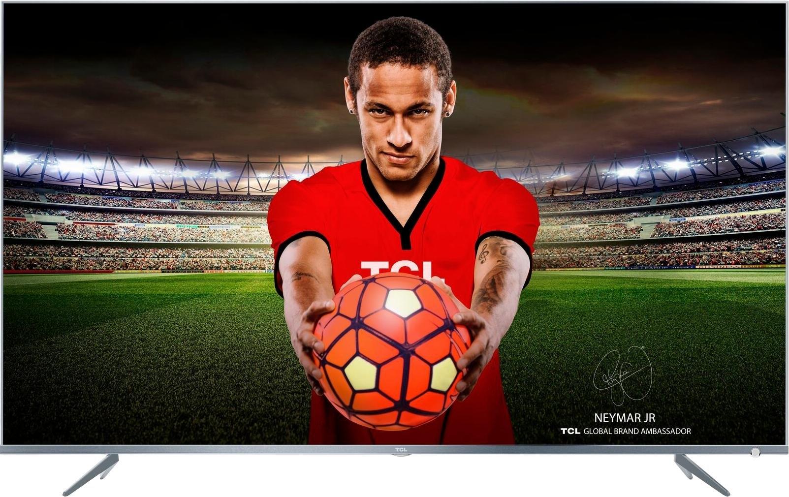 Tcl 65DP661 led-tv (165,1 cm (65 inch)), 4K Ultra HD, smart-tv in de webshop van OTTO kopen