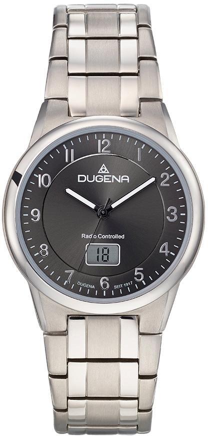 Dugena radiografisch horloge Gent radiosignaal, 4460835 in de webshop van OTTO kopen