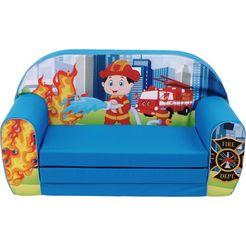 knorrtoys bank fireman voor kinderen; made in europe multicolor