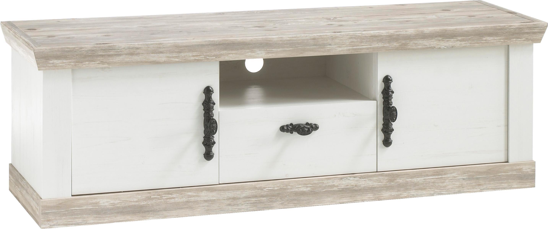 Home Affaire tv-meubel »Florenz« in romantische landhuis-look, breedte 156 cm veilig op otto.nl kopen