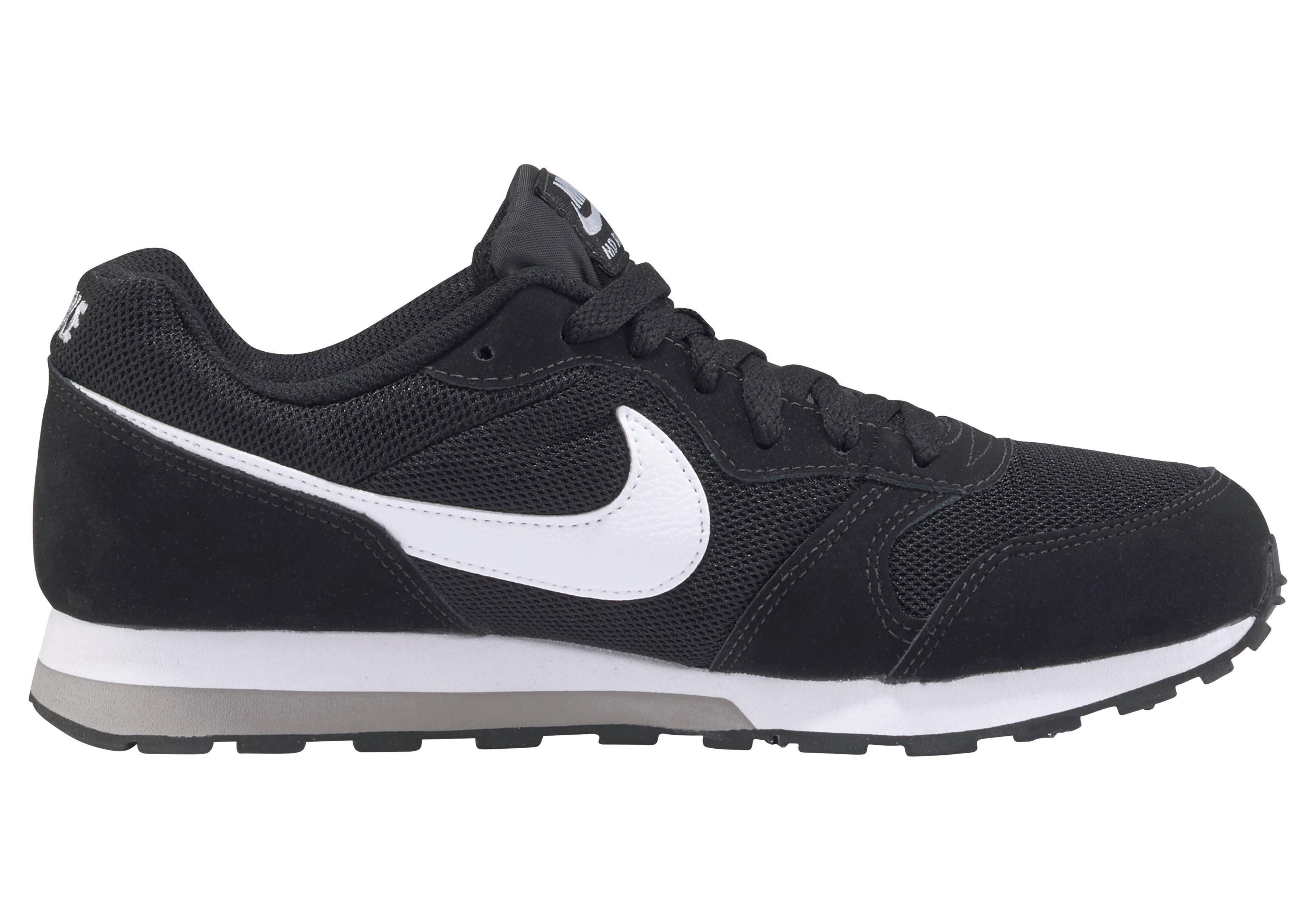 Nike - Coureur Md 2yrs Formateurs - Unisexe - Chaussures De Sport - Noir - 37,5