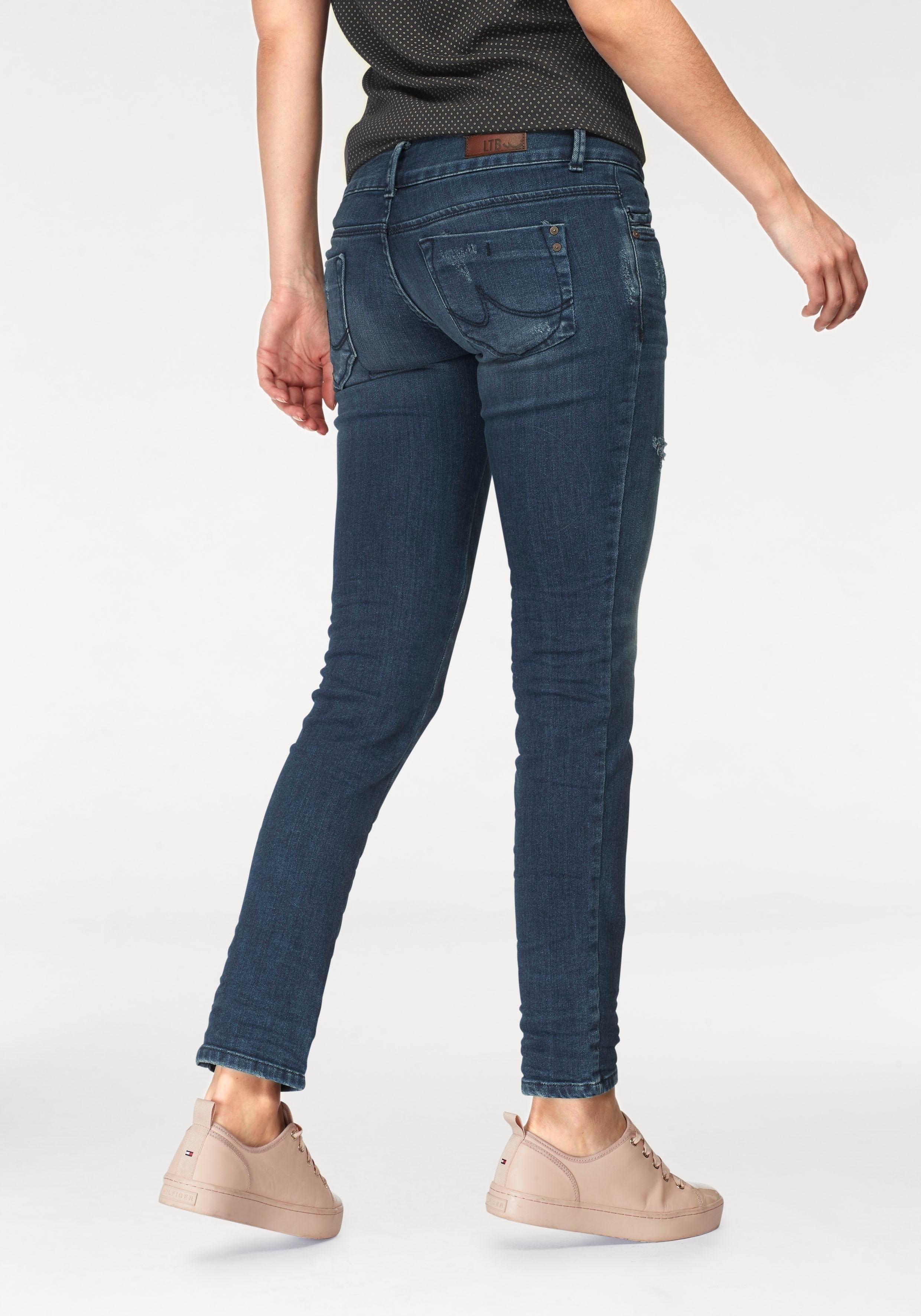 LTB Slim-Fit-jeans »MOLLY« voordelig en veilig online kopen