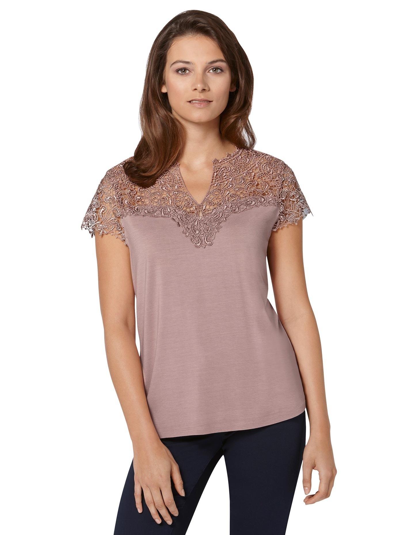 Alessa W. kanten shirt bestellen: 30 dagen bedenktijd