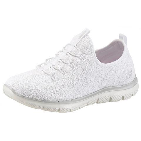 NU 15% KORTING: Skechers slip-on sneakers Flex Appeal 2.0 Clear-Cut