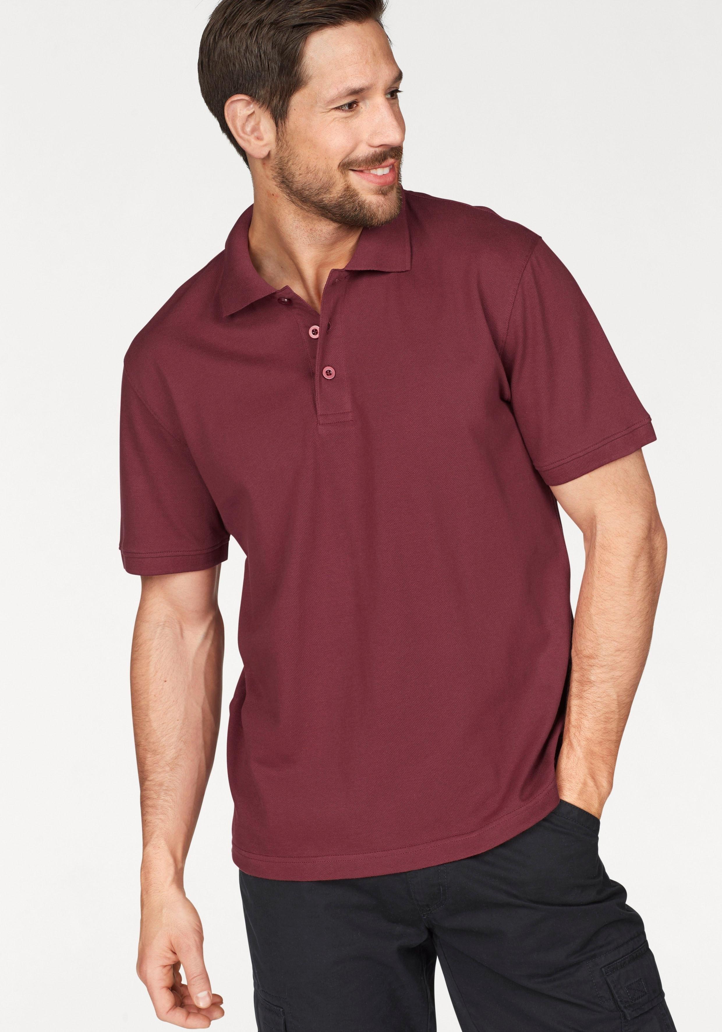Man's World Grey Connection Poloshirt - verschillende betaalmethodes