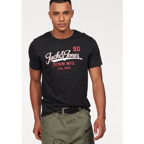 Jack & Jones NU 15% KORTING: Jack & Jones T-shirt LOGO TEE SS CREW NECK
