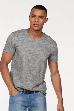 john devin t-shirt grijs