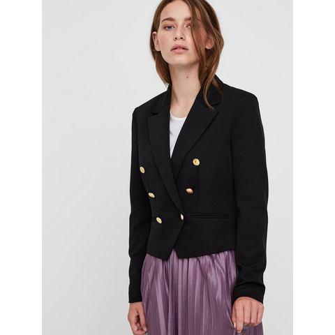 NU 15% KORTING: Vero Moda Korte Blazer