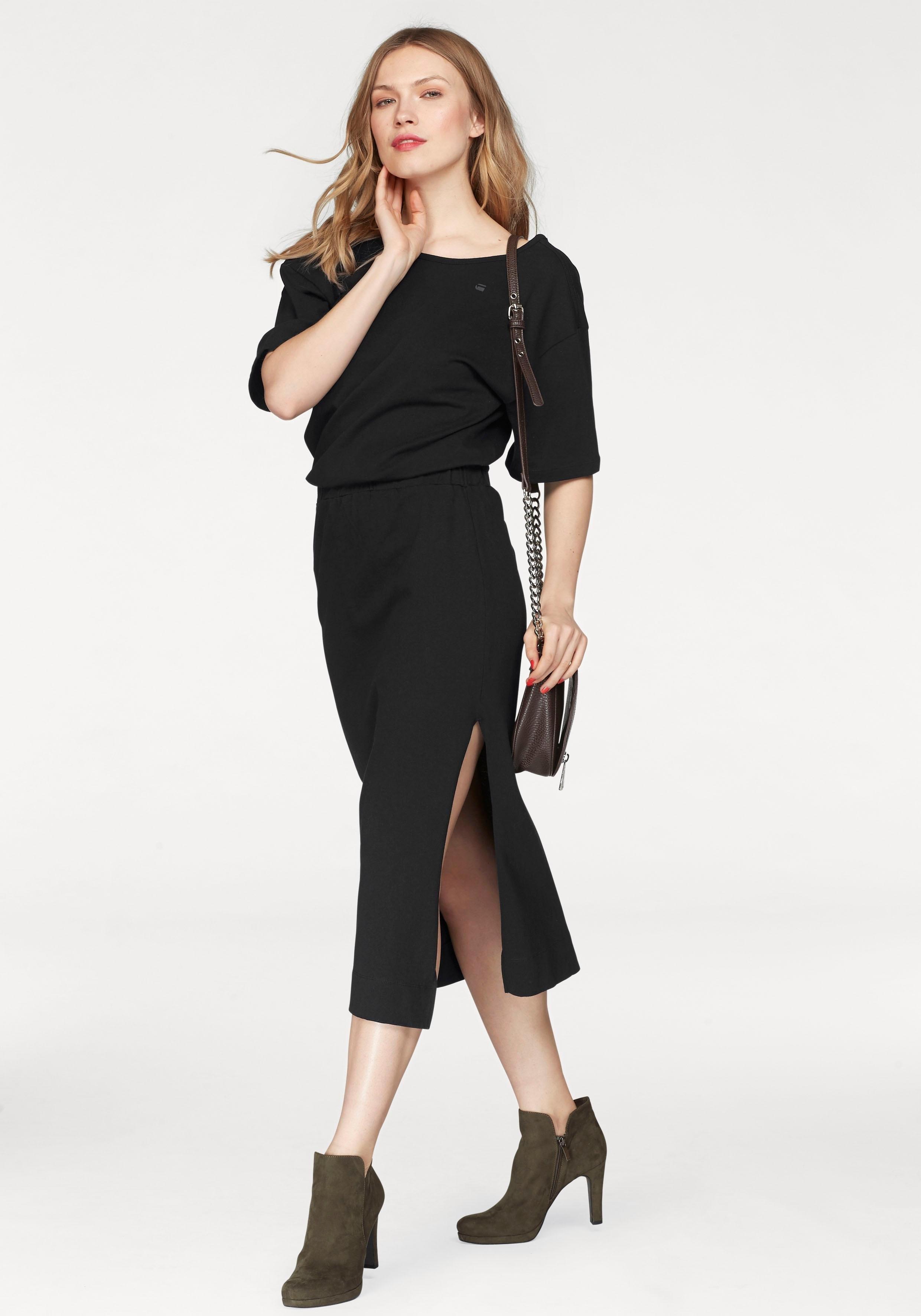 5ef7d6c39960dc G-Star RAW jerseyjurk »Bohdana Dress« vind je bij