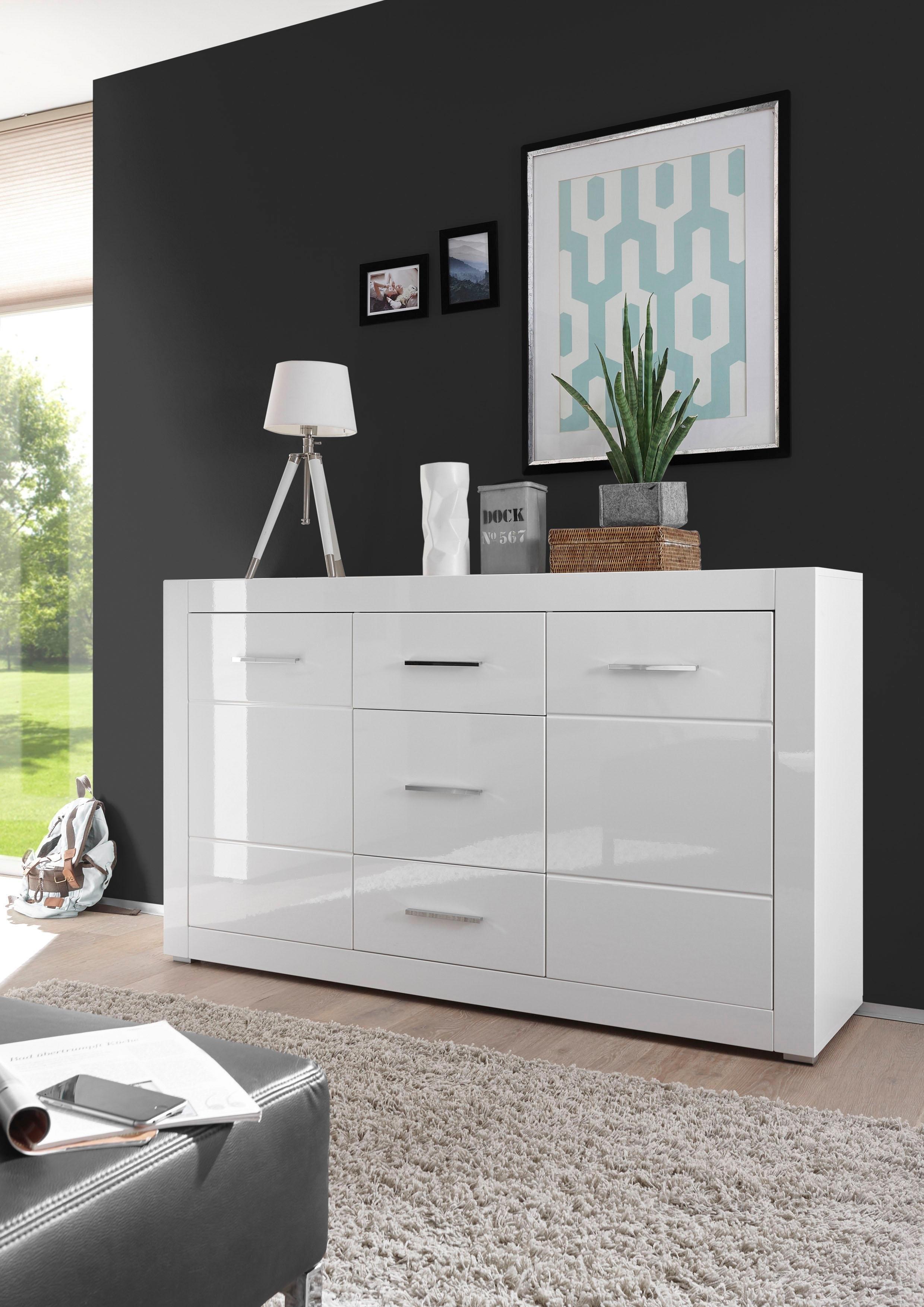 INOSIGN dressoir Bianco breedte 164 cm veilig op otto.nl kopen