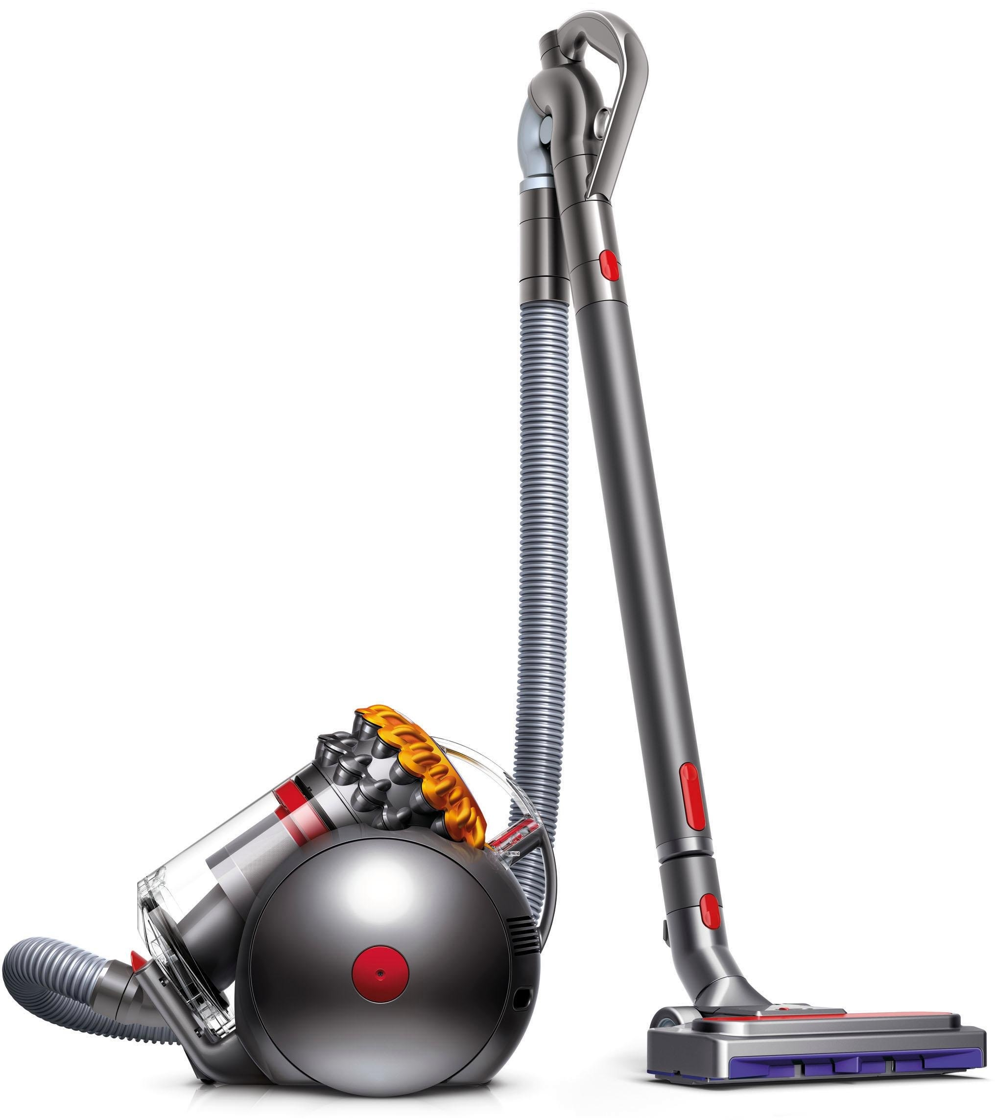 cylinder floor product ball bagless cinetic cleaner big vacuum dyson multi dust iron nickle emptying cleaners