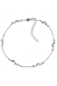 firetti sieraden: enkelkettinkje met ankerschakels 'dolfijnen' zilver